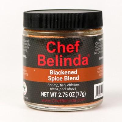 Chef Belinda Spices Blackened Spice Blend