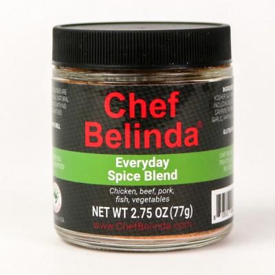 Chef Belinda Spices Everyday Spice Blend