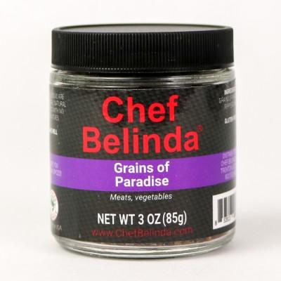 Chef Belinda Spices Grains of Paradise