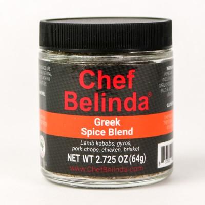 Chef Belinda Spices Greek Spice Blend