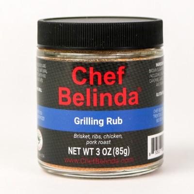 Chef Belinda Spices Grilling Rub
