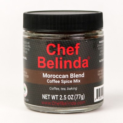 Chef Belinda Spices Moroccan Blend Coffee Spice